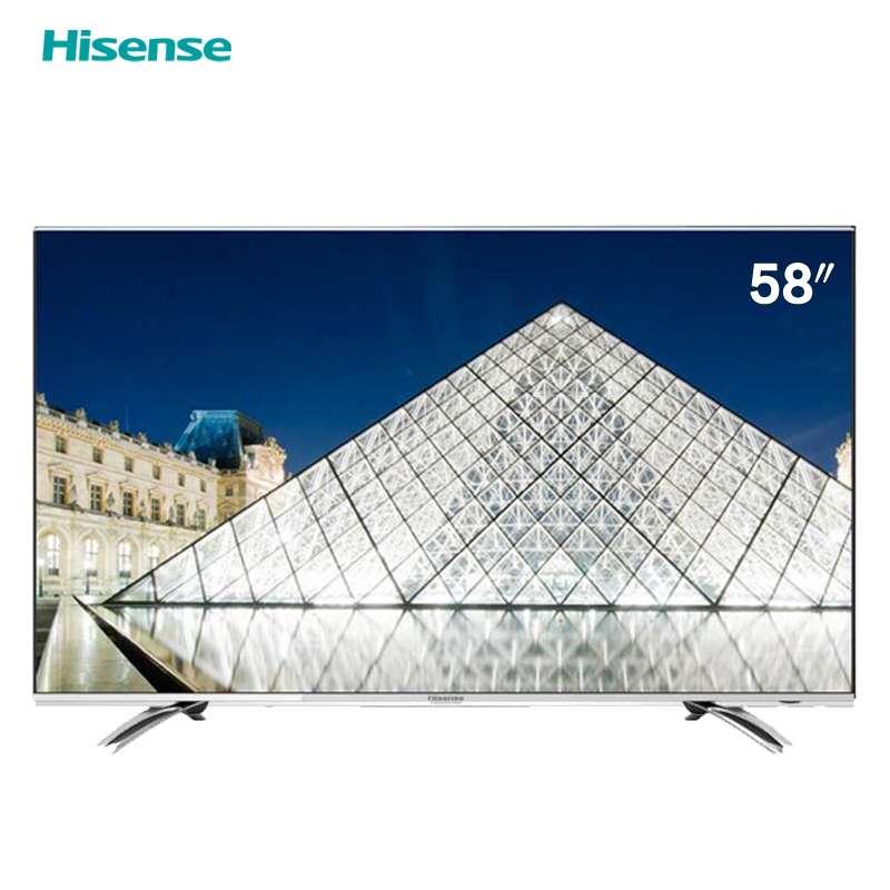 海信(hisense) led58k320u 58英寸 超高清4k 智能 网络 led液晶电视